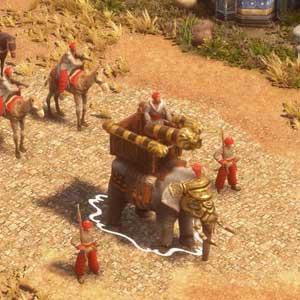 Age of Empires 3 Definitive Edition Aziatische Dynastieën