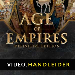 Age of Empires 3 Definitive Edition Aanhangwagenvideo