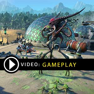 Age of Wonders Planetfall Gameplay Video