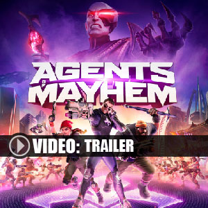 Koop Agents of Mayhem CD Key Compare Prices