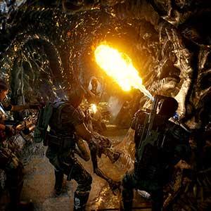 Aliens Fireteam Elite Buitenaards Nest