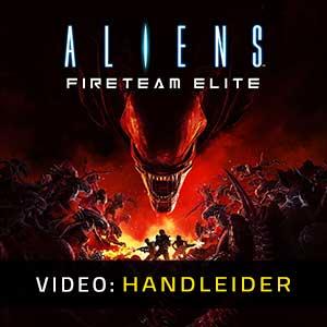 Aliens Fireteam Elite Video-opname