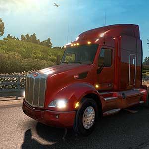 American Truck Simulator Peterbilt 579