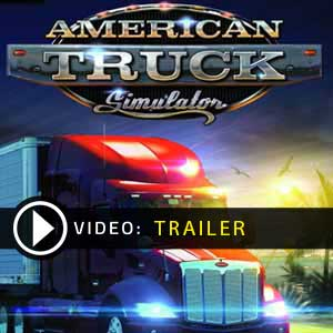 Koop American Truck Simulator CD Key Compare Prices