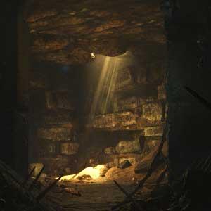 Amnesia Rebirth Ondergrondse