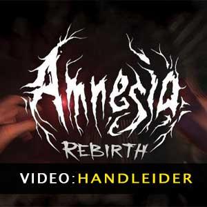 Amnesia Rebirth Aanhangwagenvideo