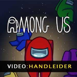 Among Us Aanhangwagenvideo