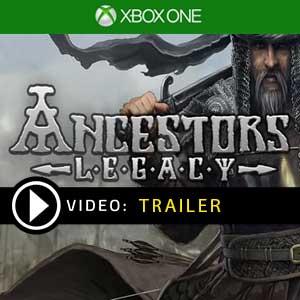 Koop Ancestors Legacy Xbox One Goedkoop Vergelijk de Prijzen