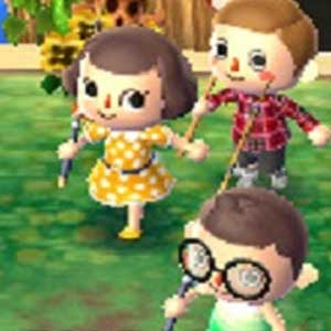 Animal Crossing New Leaf Nintendo 3DS Characters