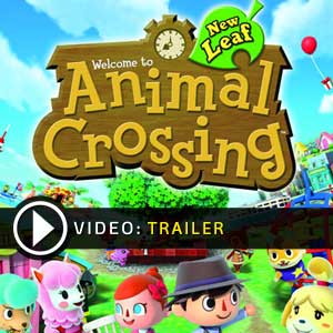 Koop Animal Crossing New Leaf Nintendo 3DS Download Code Prijsvergelijker