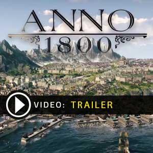 Koop Anno 1800 CD Key Goedkoop Vergelijk de Prijzen