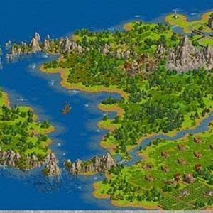Nieuwe eilanden, nieuw avontuur