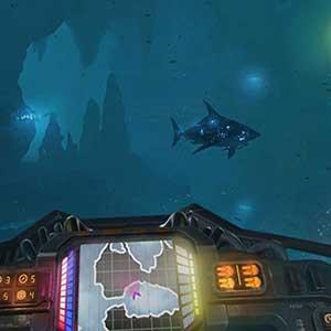 Schip Aquanox Deep Descent