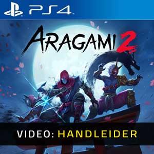 Aragami 2 PS4 Video-opname