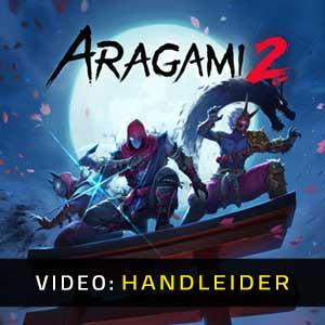 Aragami 2 Video-opname