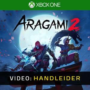 Aragami 2 Xbox One Video-opname