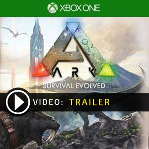 Koop ARK Survival Evolved Xbox One Code Compare Prices