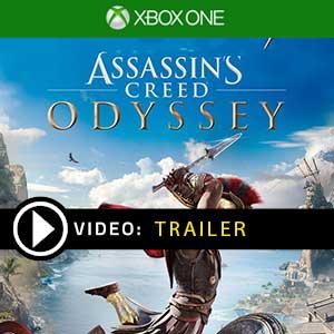 Koop Assassin's Creed Odyssey Xbox One Goedkoop Vergelijk de Prijzen