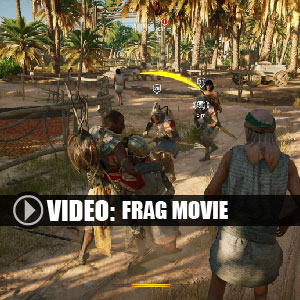 Assassins Creed Origins Frag Movie