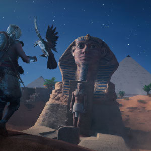 Sphinx Night