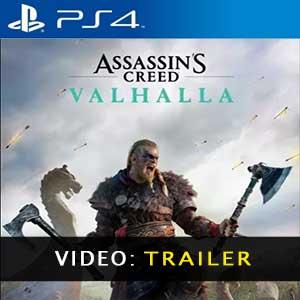 Assassins Creed Valhalla aanhangwagenvideo