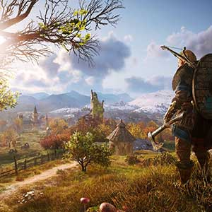 Assassins Creed Valhalla Season Pass Environment