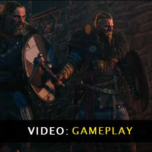 Assassins Creed Valhalla gameplayvideo