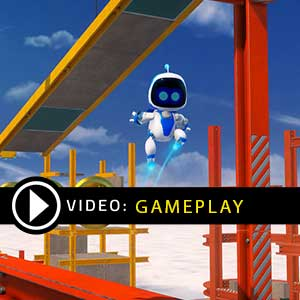 Astro Bot Rescue Mission VR PS4 Gameplay Video