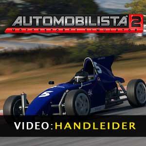 Automobilista 2 Video-opname