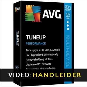 Buy AVG TuneUp aanhangwagenvideo