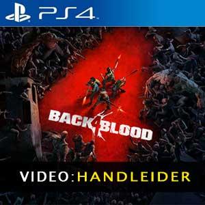 Back 4 Blood PS4 Videotrailer