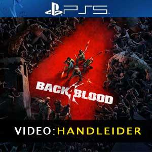 Back 4 Blood PS5 Videotrailer