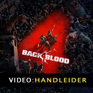 Back 4 Blood Videotrailer