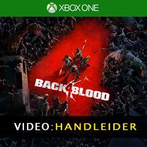 Back 4 Blood Xbox One Videotrailer