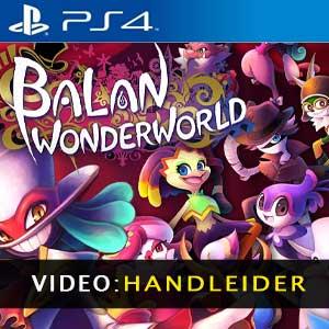 Balan Wonderworld Videotrailer