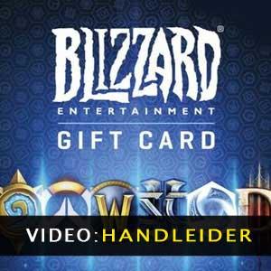 Blizzard Gift Card Kopen Video Trailer