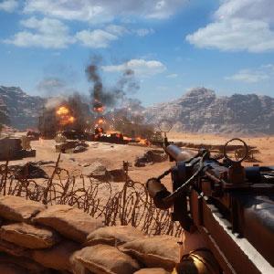 Battlefield 1 Massive Behemonths