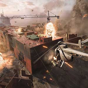 Battlefield 2042 Aanval Helikopter