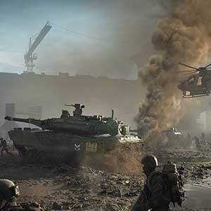 Battlefield 2042 Afgedankt