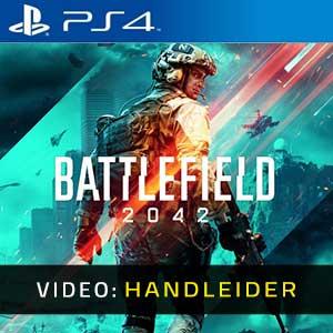 Battlefield 2042 PS4 Video-opname