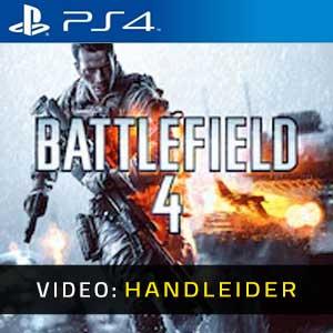 Battlefield 4 PS4 Video-opname