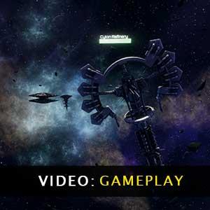 Battlestar Galactica Deadlock Ghost Fleet Offensive Gameplay Video