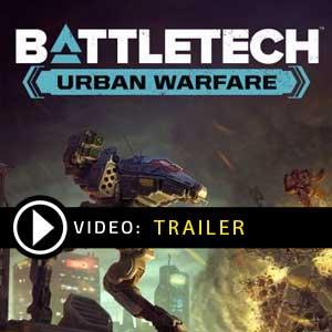 Koop BATTLETECH Urban Warfare CD Key Goedkoop Vergelijk de Prijzen