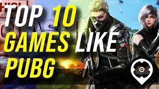 10 Beste Spelletjes zoals PUBG