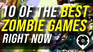 10 van de beste Zombie Games op dit moment