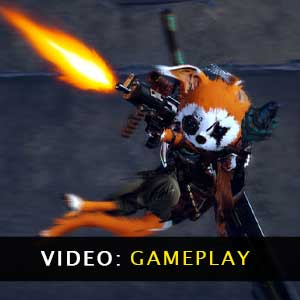 Biomutant Gameplay Video