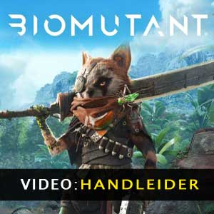 Biomutant Trailer Video