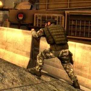 Black Mesa gevecht