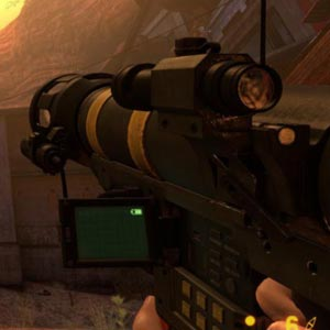 Black Mesa wapen
