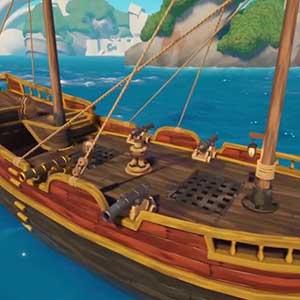 Varen met deze boot
